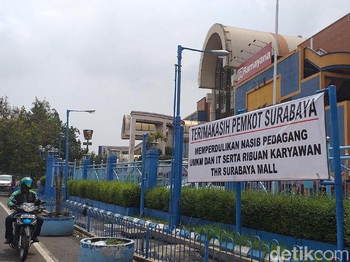 Meski Tidak Beroperasi Pemkot Bantah Tutup Hi Tech Mall