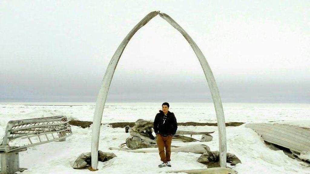 Kisah Penjelajahan Orang Indonesia di Kota Barrow dekat Kutub Utara