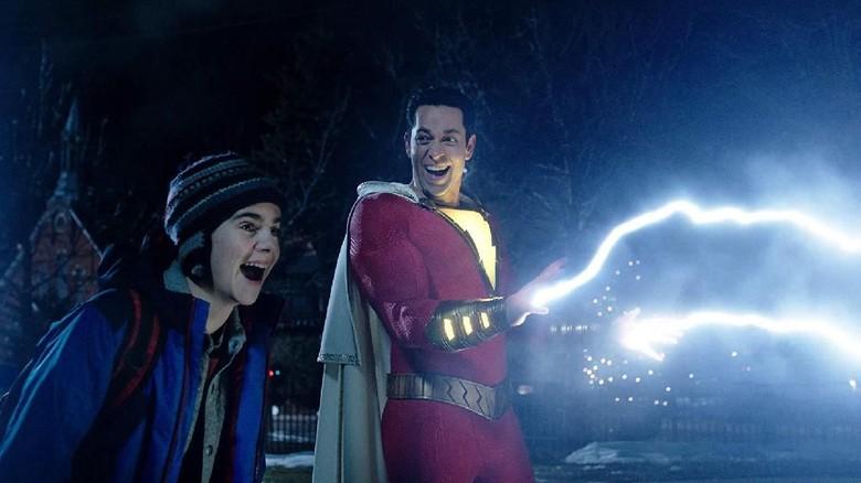 Superhero Shazam (dok Warner Bros)