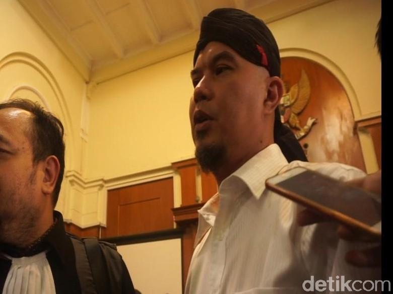 Ahmad Dhani Ragukan Netralitas Polisi Jelang Pilpres 2019