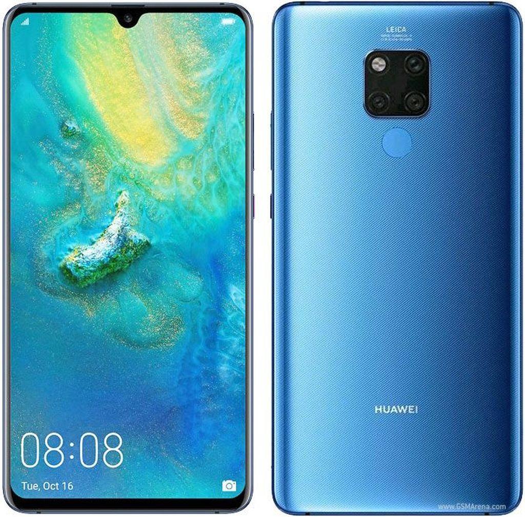 10. Huawei Mate 20 X dengan skor 303.174. Foto: GSM Arena