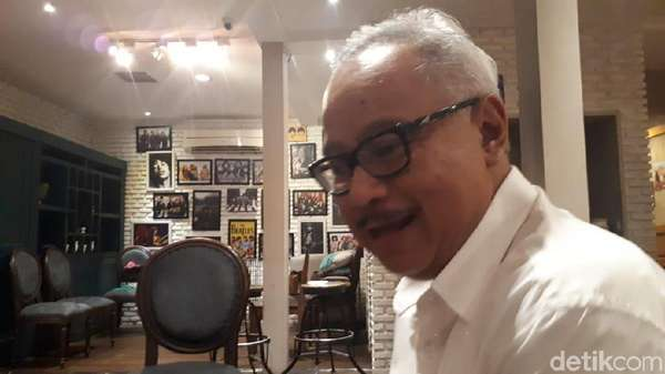 Kata Mahendradatta, Habib Rizieq Tak Pernah Pakai WhatsApp