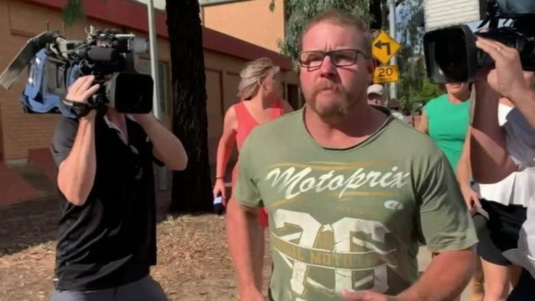 Pria Adelaide Pendukung Teror Christchurch Tetap Dilarang Akses Internet