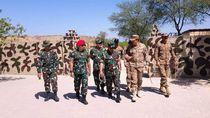 Kerja Sama Militer, TNI AD Latihan Bersama Elang Strike di Pakistan