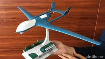 Ini Drone Buatan China yang bakal Dipakai Garuda Angkut Kargo