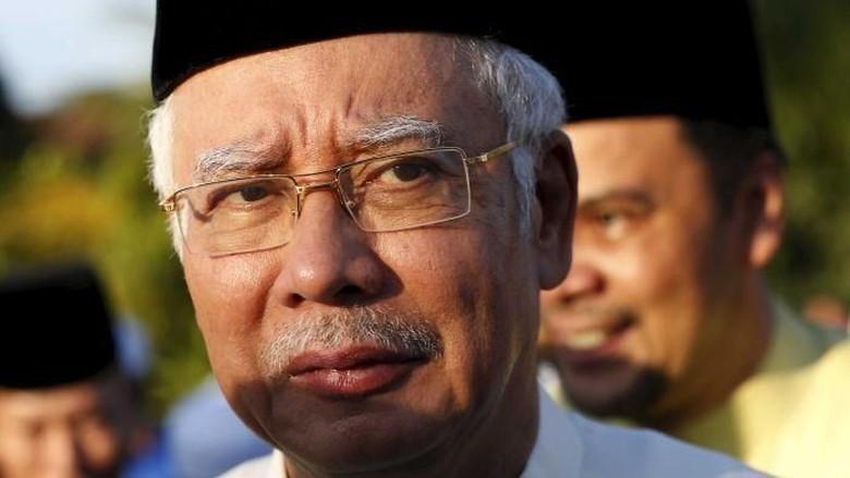 Drama Ancaman Peledak Penggagal Sidang Najib Razak