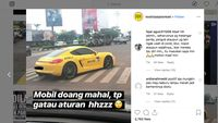 Berita Populer: Jokowi Senang Modif Motor, Porsche Berhenti di Zebra Cross