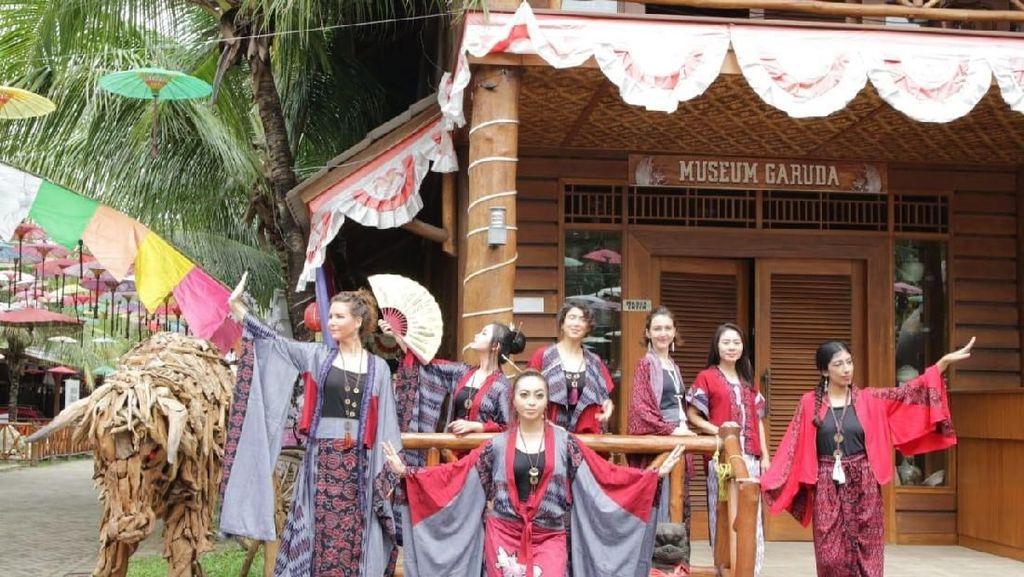 Tarian Kolaborasi 5 Negara Meriahkan Bangka Culture Wave