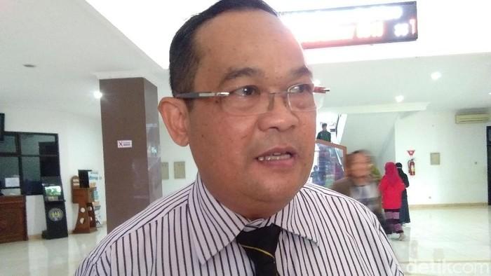 Rektor Universitas Negeri Yogyakarta (UNY), Sutrisna Wibawa.