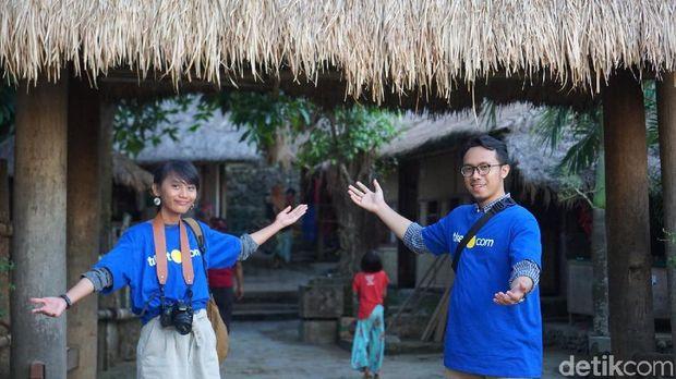 Pemenang VitaminSea Terpukau Desa Sasak Sade