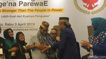 Bareng Erwin Aksa, Sandi Hadiri Deklarasi Dukungan Bugis-Makassar Rantau