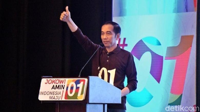 Persiapan Debat Terakhir, Jokowi: Sibuk Kampanye