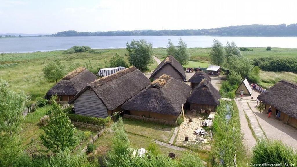 Haithabu, Desa Viking Seribu Tahun di Jerman