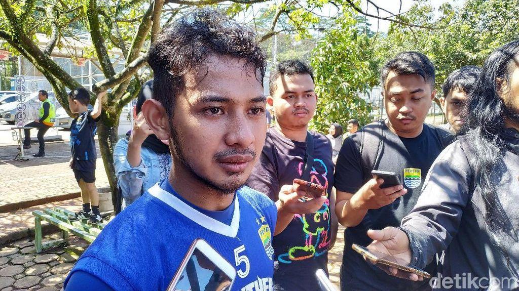 Gian Zola ke Malaysia Dulu, Jawab Kontrak Bersama Persib Kemudian