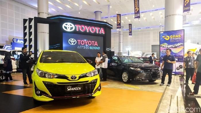 Auto2000 di GIIAS 2019 Surabaya