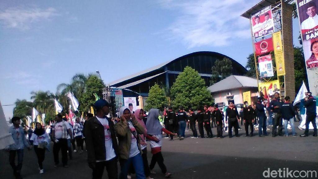 Jokowi Akan Kampanye Terbuka di Banyumas Hari Ini