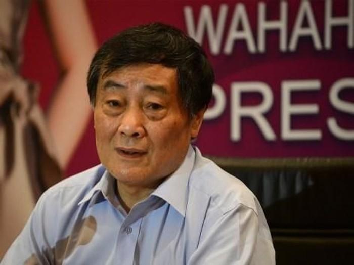 Zong Qinghou, pria terkaya harta mencapai Rp 283 triliun tapi hidup sederhana. Foto: WANG ZHAO / AFP