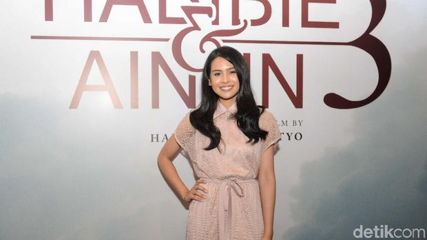 'Habibie & Ainun 3' Jadi Film Terakhir Maudy Ayunda?