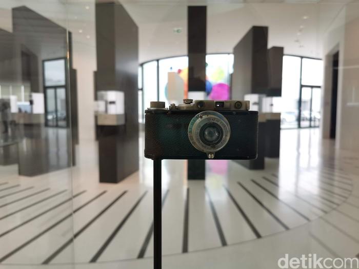 Kamera Leica. Foto: Rachmatunnisa/detikINET