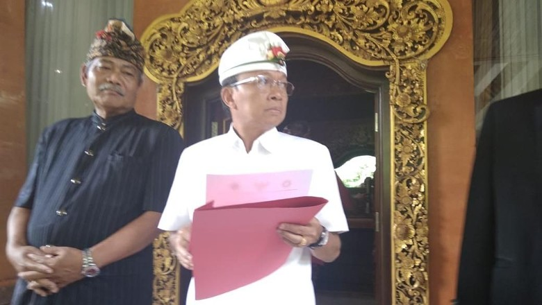 Gubernur Koster Ajak Warga Gunakan Hak Pilih: Jaga Nama Baik Bali!