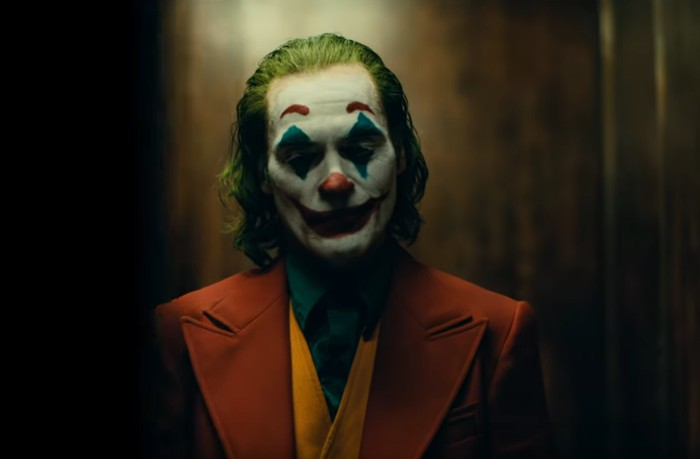 Foto ilustrasi tokoh Joker di film