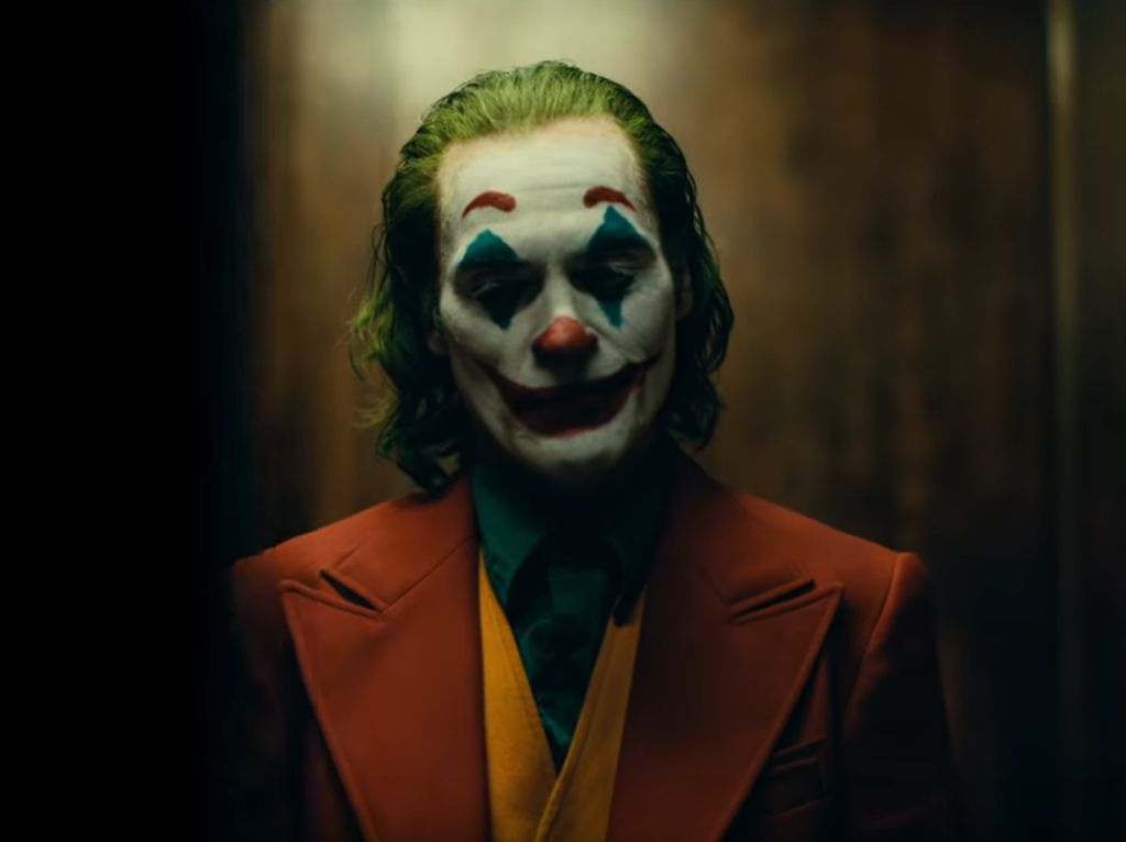 Catat! Joker Film Khusus Dewasa