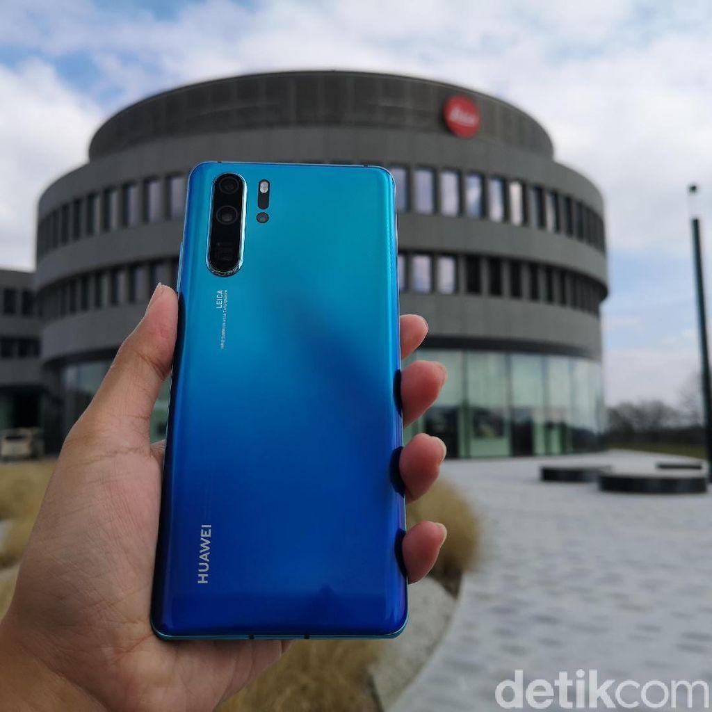 Taiwan Setop Penjualan 3 Ponsel Huawei, Kenapa?