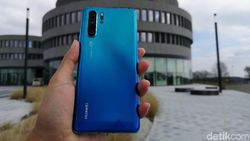 Huawei P30 Pro, Mantap Buat Foto-foto