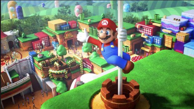 Wah, Bakal Ada Nintendo World dan Minion Park