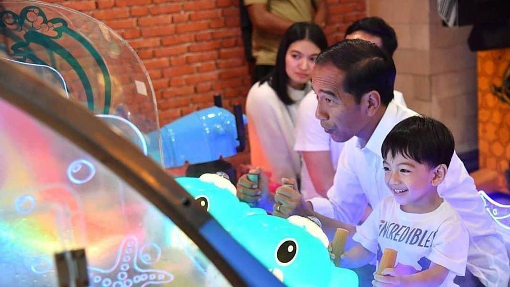 Jan Ethes Nimbrung Wawancara Jokowi, Kaesang: Coba Saya yang Begitu...