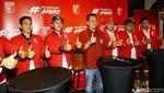 Gandeng Band Repvblik, PKPI Buat Lagu untuk Jokowi-Amin