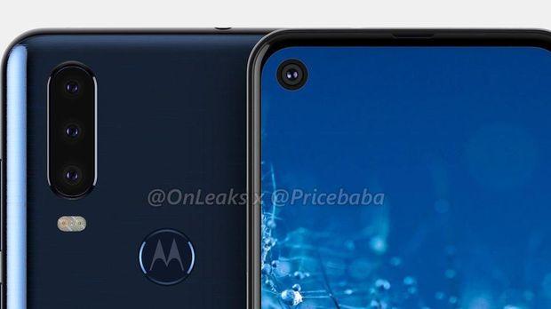 Motorola Siapkan Ponsel Empat Kamera Belakang?