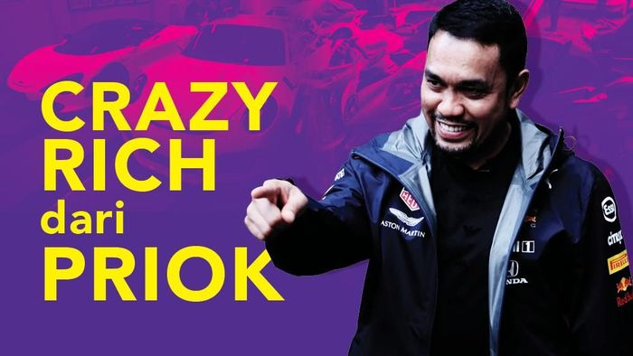 Crazy Rich Priok