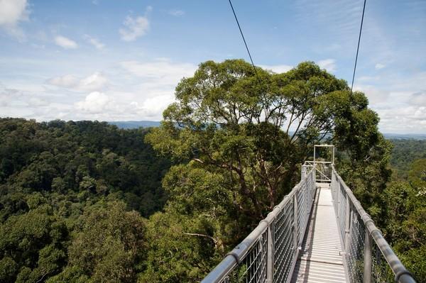 Untuk urusan pariwisata, Brunei juga tak main-main. Lingkungannya dijaga dengan baik. (iStock)
