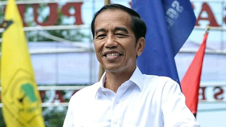 Jokowi: Kita Ingin Kampanye yang Gembira, Jangan Sampai Hilang Orientasi