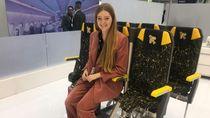 Kursi Berdiri di Pesawat Belum Laku, Masih Jadi Perdebatan