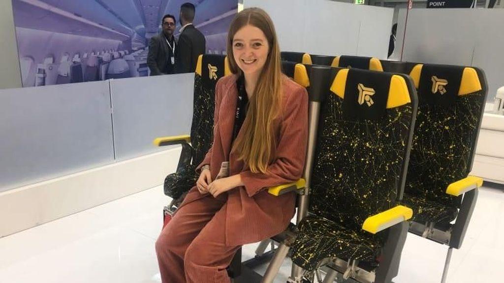 Inovasi Pesawat di Awal 2019: Kursi Berdiri Sampai Kasur di Kabin