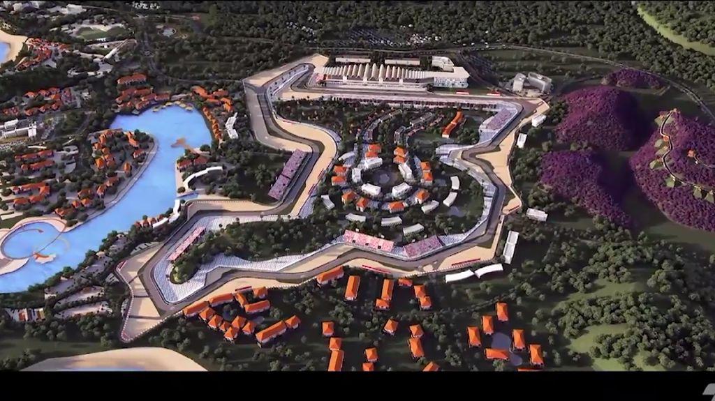 Jokowi Instruksikan Sirkuit Mandalika Rampung 2020 agar Bisa Nonton MotoGP 2021