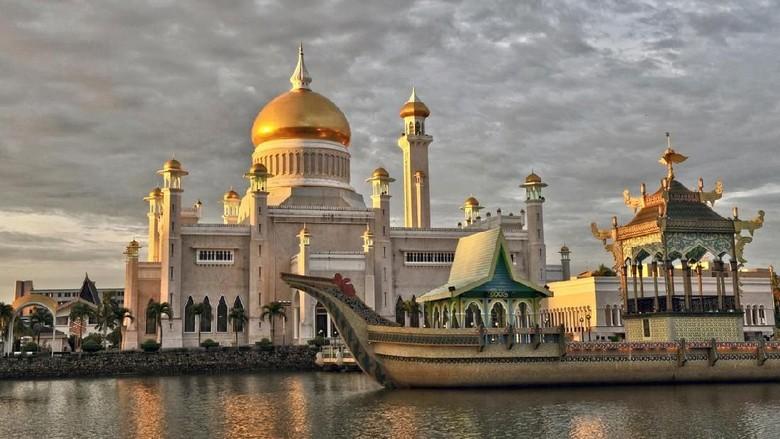 Ilustrasi Brunei Darussalam (iStock)