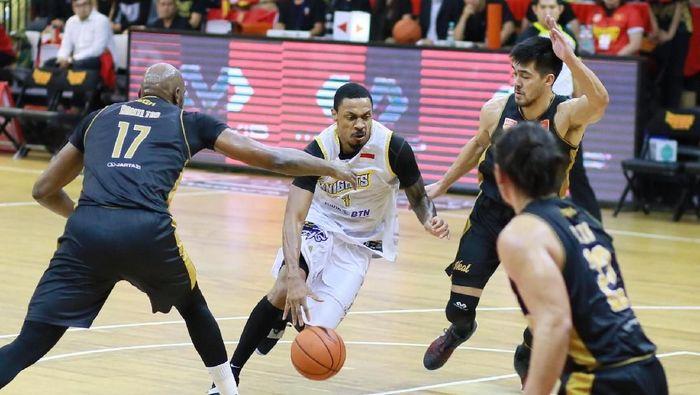 CLS Knights kalah dari Saigon Heat di gim kedua Playoff ABL 2018/2019 (dok.CLS Knights)