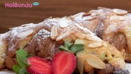 Resep Almond Creme Croissant, Pendamping Lezat Menyeruput Kopi