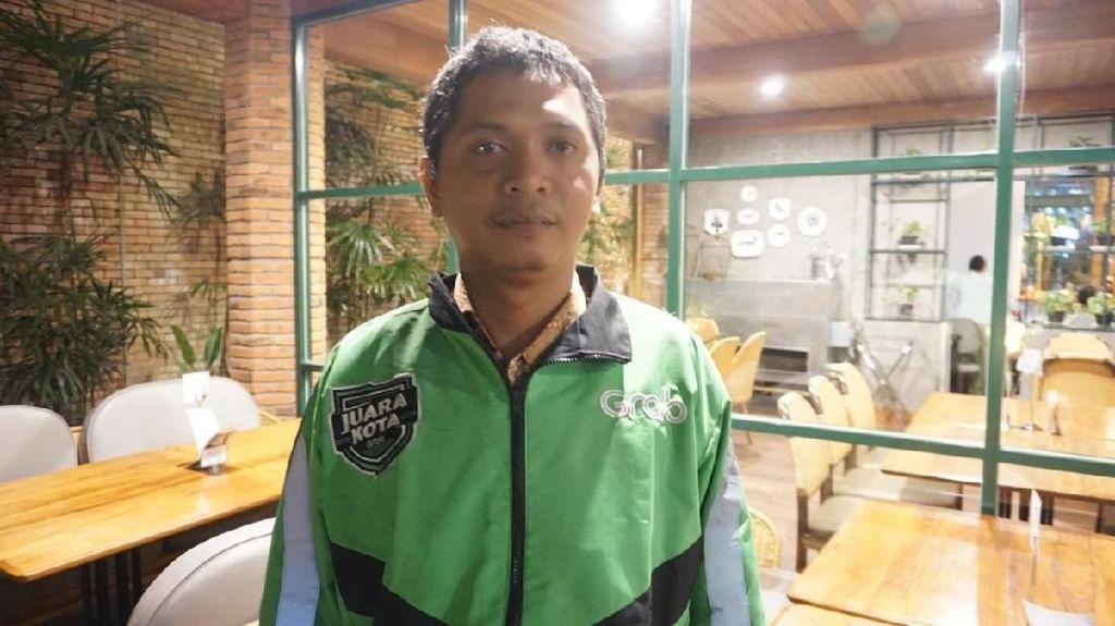 Berkah Grab Bagi Jony, Driver GrabBike asal Surabaya