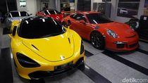 Crazy Rich Priok Tak Takut Ferrari Cs Lecet Parkir di Gang Sempit