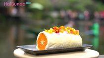 Resep Orange Cake, Tiap Potongnya Kaya Vitamin C