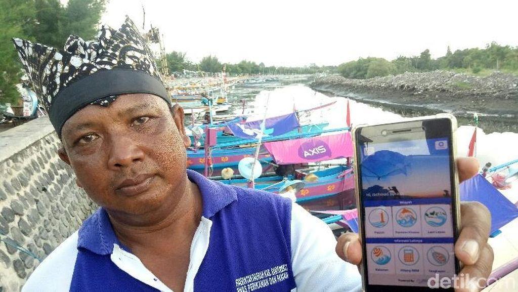Laut Nusantara Bikin Nelayan Banyuwangi Tak Ribet Cari Ikan