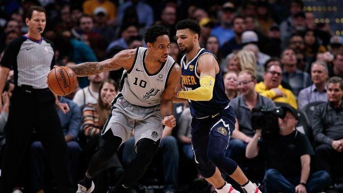 San Antonio Spurs dikalahkan Denver Nuggets (Isaiah J. Downing-USA TODAY Sports)