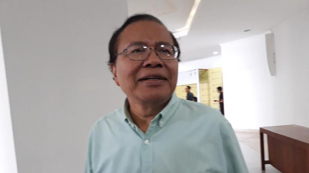 Rizal Ramli Beberkan 3 Trauma di Balik Proyek Infrastruktur Jokowi
