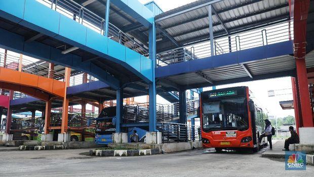 Tiket Bus Antar Kota Naik 300%, Gara-gara Pesawat Mahal?