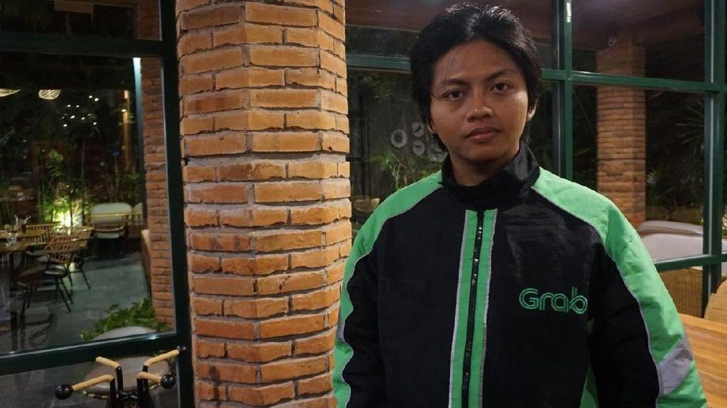 Kisah Hasan, Driver GrabBike Arek Surabaya yang Sigap 24 Jam