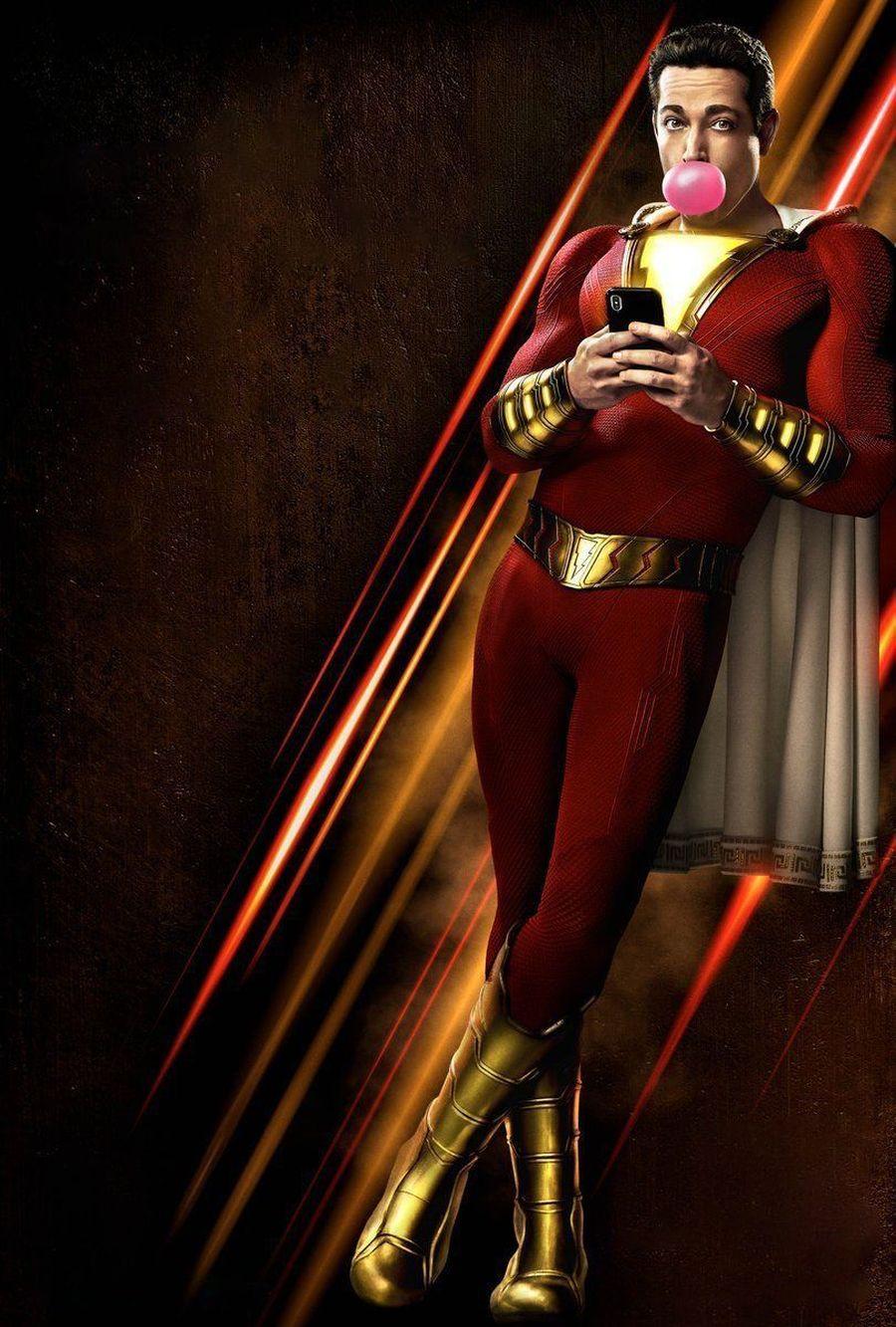 7 Fakta Menarik Zachary Levi Superhero Kocak Di Shazam